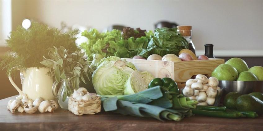Υγιεινή και ισορροπημένη διατροφή.